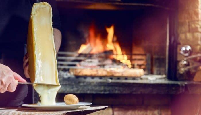 Raclette Valais