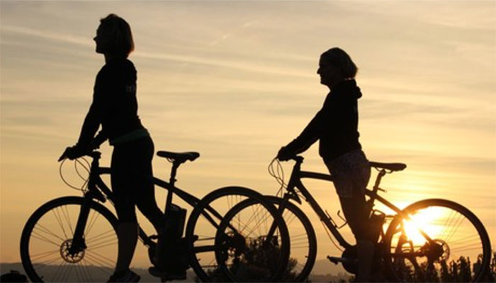 Biking in Rhone Alpes