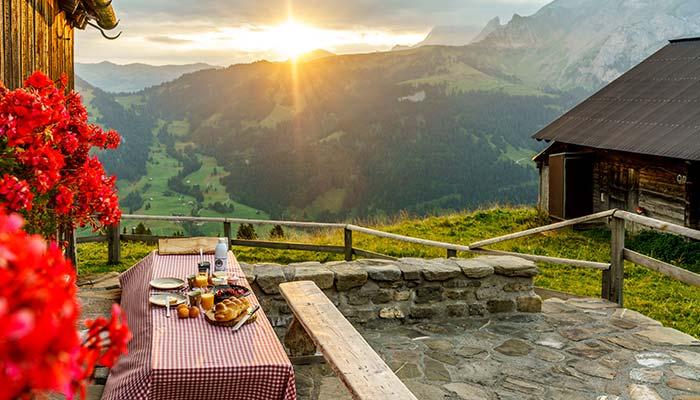 Breakfast in Bern
