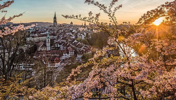 Summer in Bern